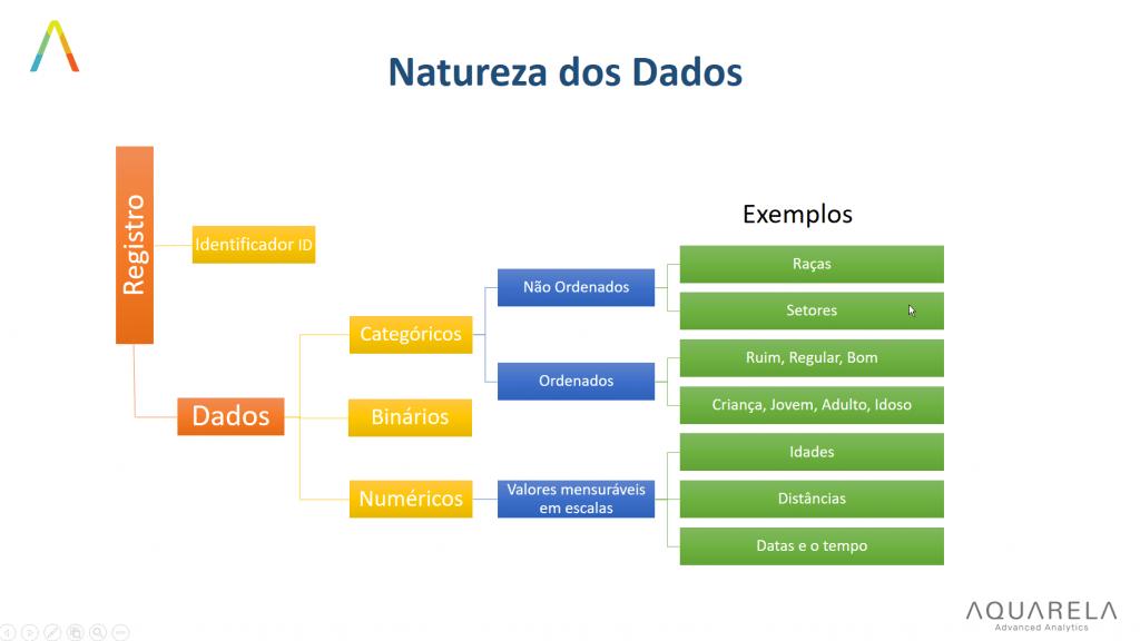 O gênesis das análises de dados – Entenda a Natureza dos Seus Dados
